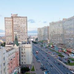 Апартаменты Apartments at Arbat Area балкон