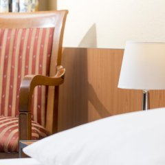 Отель Good Morning + Berlin City East 3* Стандартный номер с двуспальной кроватью фото 2
