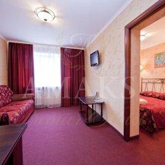 Амакс Премьер Отель Студия разные типы кроватей фото 3