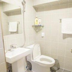 Отель Hi Jun Guesthouse Hongdae 2* Стандартный номер с различными типами кроватей фото 15