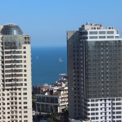 Апартаменты Arcadiaflat Apartment пляж