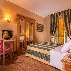 Отель Colonna Hotel Италия, Фраскати - отзывы, цены и фото номеров - забронировать отель Colonna Hotel онлайн комната для гостей фото 3