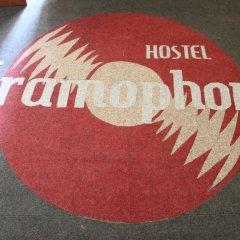 Gramophone Hostel интерьер отеля