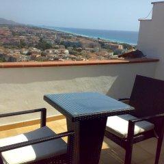 Отель B&B Nonna Ida Скалея балкон
