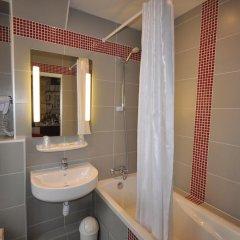 Grand Hotel de Turin 3* Стандартный номер разные типы кроватей фото 13