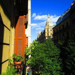 Отель Pensión Urumea Испания, Сан-Себастьян - отзывы, цены и фото номеров - забронировать отель Pensión Urumea онлайн балкон