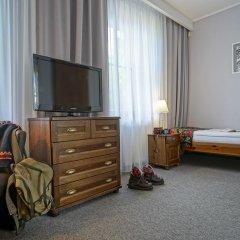 Отель Rezydencja Sienkiewiczówka 3* Стандартный номер с различными типами кроватей фото 10