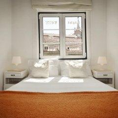 Отель Lisbon Story Guesthouse 3* Стандартный номер с двуспальной кроватью (общая ванная комната) фото 13