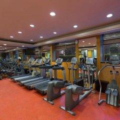 Sheraton New Delhi Hotel фитнесс-зал фото 3