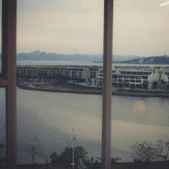 Отель Condotel Ha Long Апартаменты с различными типами кроватей фото 31