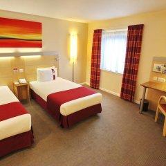 Отель Holiday Inn Express Birmingham Redditch 3* Стандартный номер с различными типами кроватей фото 4