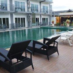 Отель Central Pattaya Garden Resort 2* Стандартный номер с различными типами кроватей фото 8