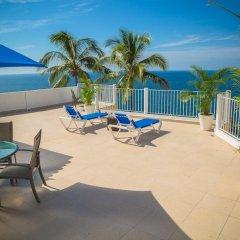 Отель Playa Conchas Chinas 3* Люкс фото 13
