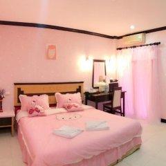 Отель B & L Guesthouse 3* Улучшенный номер с разными типами кроватей фото 5