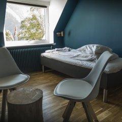 Trolltunga Hotel 2* Стандартный номер с различными типами кроватей (общая ванная комната) фото 6