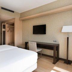 Отель NH Ribera del Manzanares 4* Стандартный номер с различными типами кроватей