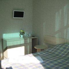 Гостиница Солнечная Стандартный номер с разными типами кроватей фото 33