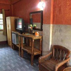 Отель Khun Mai Baan Suan Resort 2* Стандартный номер с различными типами кроватей
