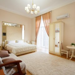 Апартаменты Apartments on Sumskaya Улучшенные апартаменты с различными типами кроватей фото 6