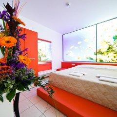 Отель Motel Autosole 2* Стандартный номер с различными типами кроватей фото 3