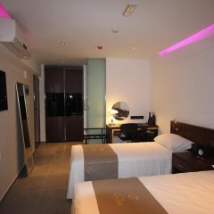 Achilleos City Hotel комната для гостей фото 5
