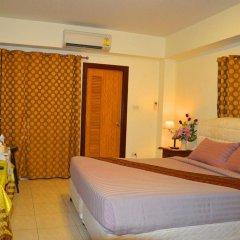 Отель Silver Gold Garden Suvarnabhumi Airport 3* Улучшенный номер с различными типами кроватей фото 9