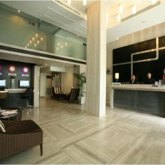FX Hotel Metrolink Makkasan интерьер отеля