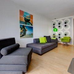 Отель Duna Parque Beach Club 3* Апартаменты разные типы кроватей фото 13