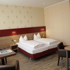 Alexander Business Hotel Hannover City 3* Стандартный номер с различными типами кроватей фото 4