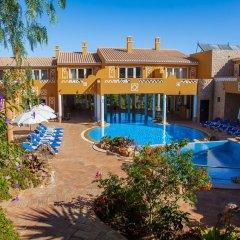 Отель Montinho De Ouro 3* Апартаменты разные типы кроватей фото 9