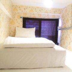 Отель Glur Bangkok Стандартный номер двухъярусная кровать фото 2