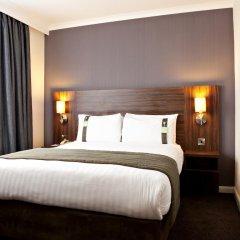 Отель Holiday Inn LIVERPOOL CITY CENTRE Великобритания, Ливерпуль - отзывы, цены и фото номеров - забронировать отель Holiday Inn LIVERPOOL CITY CENTRE онлайн комната для гостей фото 5