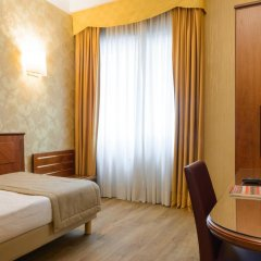 Hotel Windsor Milano 4* Стандартный номер фото 15