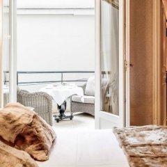 Отель Hôtel Chateaubriand Champs Elysées 4* Стандартный номер фото 6
