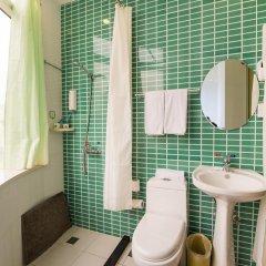 Отель Hi Inn Shenzhen Baoan Fanshen Road ванная