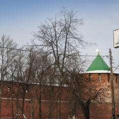 Гостиница Горький