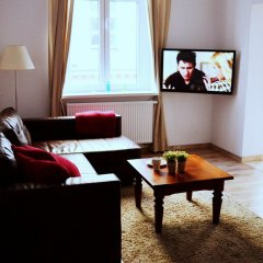 Отель Apartament Żydowska Польша, Познань - отзывы, цены и фото номеров - забронировать отель Apartament Żydowska онлайн комната для гостей фото 3