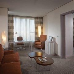 Отель Melia Valencia 4* Люкс с различными типами кроватей фото 2