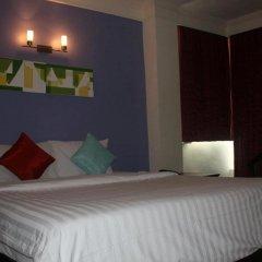 Отель Top Inn Sukhumvit Стандартный номер