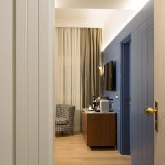 Отель GKK Exclusive Private Suites Люкс повышенной комфортности с различными типами кроватей фото 8