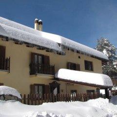 Отель Il Bucaneve - Casa Vacanze Gambarie Санто-Стефано-ин-Аспромонте балкон