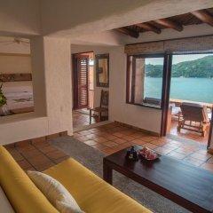 Отель La Casa Que Canta 5* Люкс повышенной комфортности с различными типами кроватей фото 2
