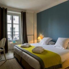 Отель Hôtel Arvor Saint Georges 4* Улучшенный номер с различными типами кроватей