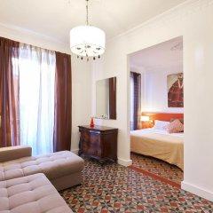 Отель B&b Almirante Валенсия комната для гостей