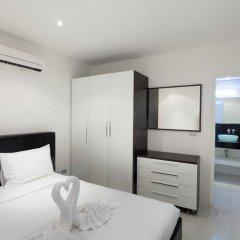 Отель Sunset Plaza by Wachinee Апартаменты с 2 отдельными кроватями фото 12