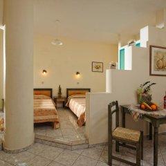 Отель San Giorgio 3* Улучшенные апартаменты с различными типами кроватей фото 2