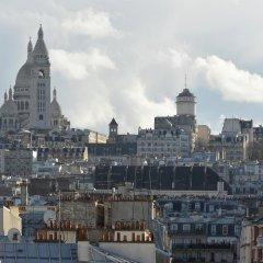 Отель Best Western Le 18 Paris 4* Стандартный номер разные типы кроватей