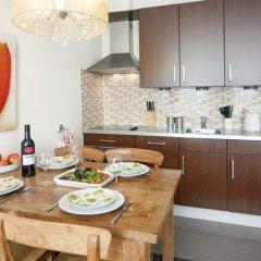 Апартаменты Nova Apartments Апартаменты с различными типами кроватей фото 8