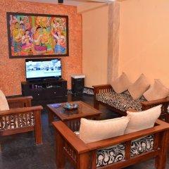 Отель Raj Mahal Inn 3* Стандартный номер с различными типами кроватей фото 14
