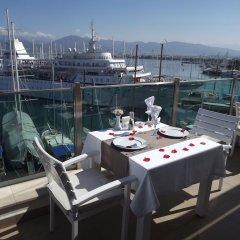 Alesta Yacht Hotel Турция, Фетхие - отзывы, цены и фото номеров - забронировать отель Alesta Yacht Hotel онлайн питание фото 3